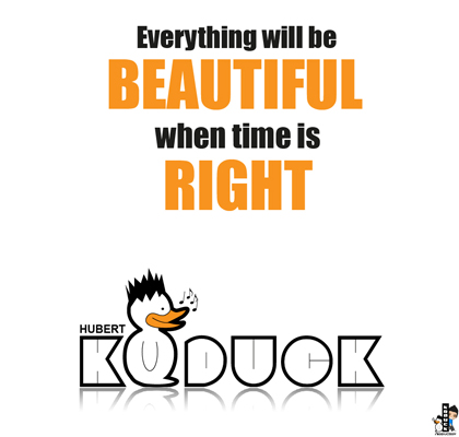 Koduck's Quote